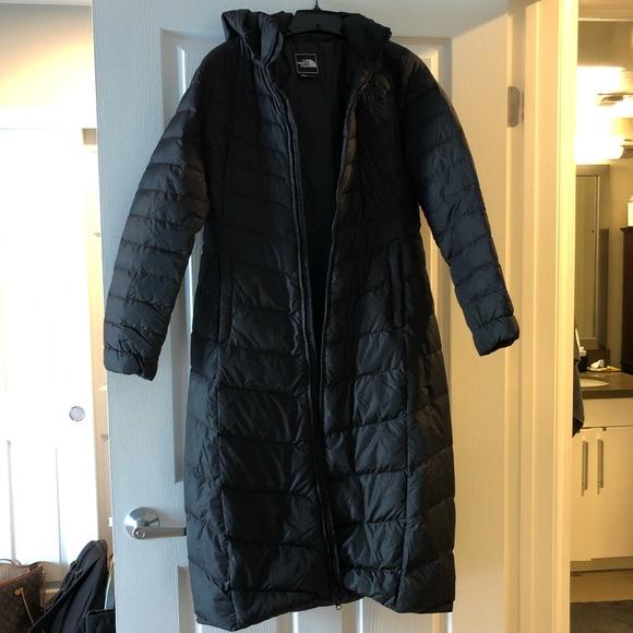 be944c9238737 The North Face Jackets & Coats | North Face Nuptse Duster Coat ...